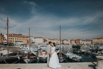 Wedding photographer Rovinj (Croatia)